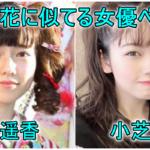 【比較画像】小芝風花はぱるるに似てる?似てる女優ベスト3をランキングに!