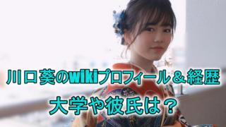 川口葵wiki