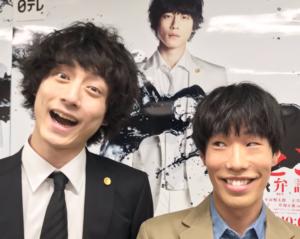 坂口涼太郎と坂口健太郎