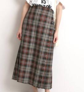 ハケンの品格2衣装スカート