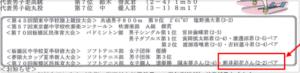 新井彩花アヤカの高校國學院