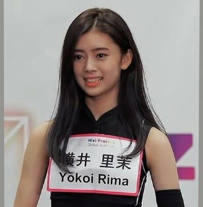 横井里茉リマの姉ブサイク