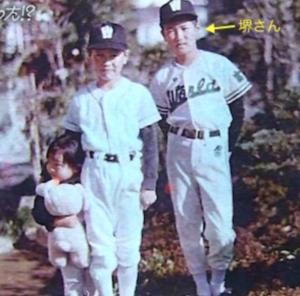 堺雅人の若い頃と幼少期