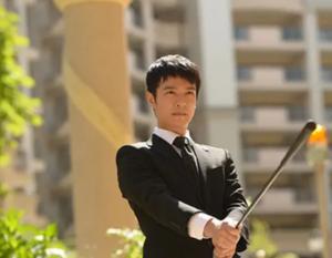 堺雅人の剣道は天才