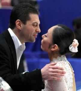 安藤美姫とモロゾフ