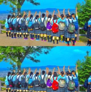 マリア愛子の高校中学校小学校