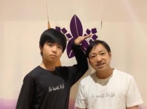 香川照之の息子の学校と現在