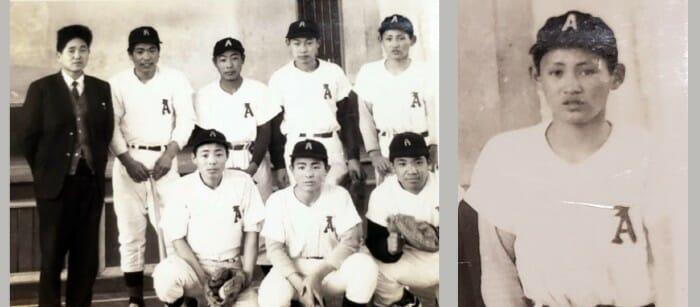 菅官房長官の子供時代スポーツ