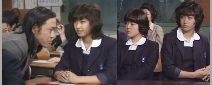 三原じゅん子の若い頃画像