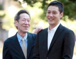 斉藤洋介の息子長男と妻
