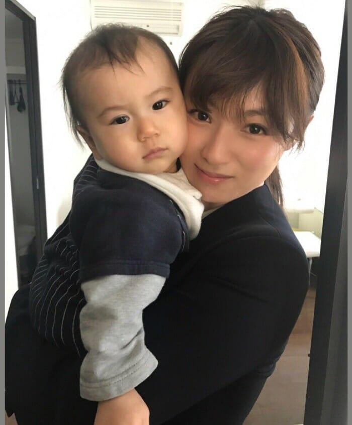 深田恭子の妹まり画像