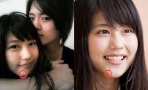 有村架純と岡本圭人キス写真