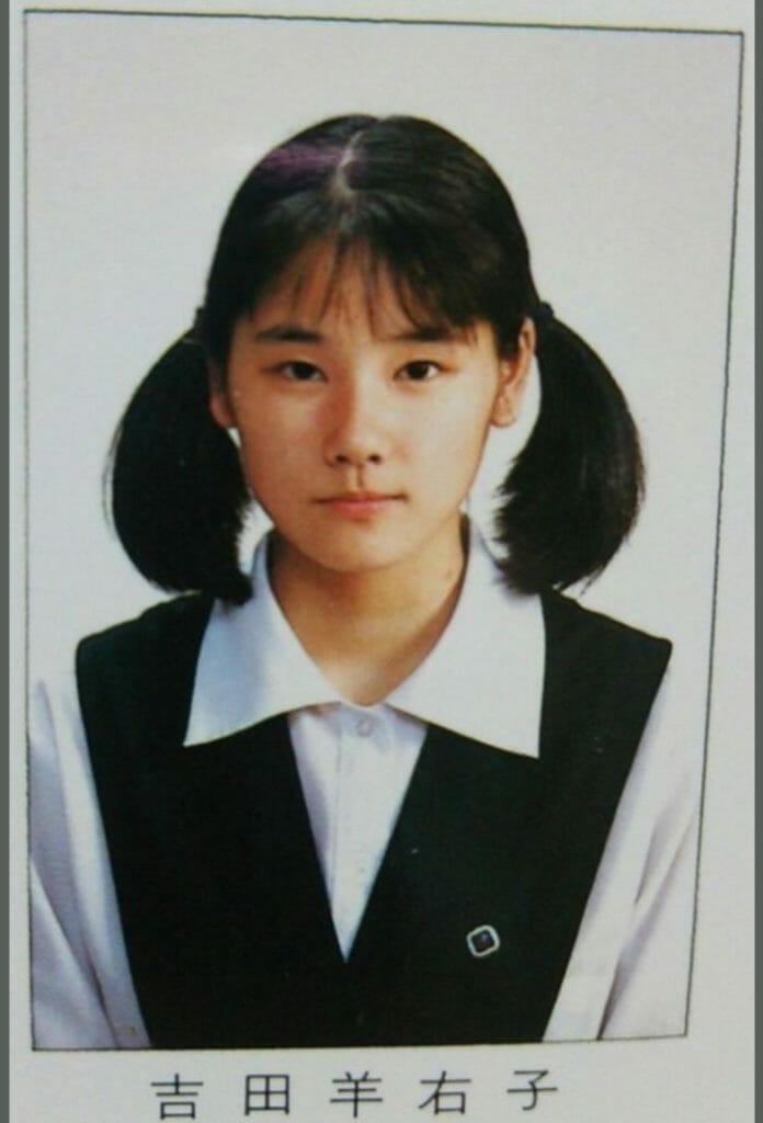 吉田羊若い頃の画像キスシーン