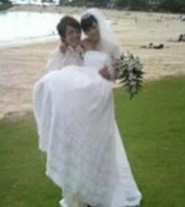 宮崎大輔の嫁いづみ画像
