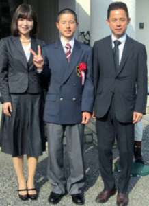 武藤彩未母親と父弟の顔画像