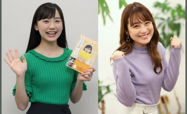 芦田愛菜胸カップとワキ画像