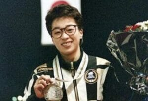 橋本聖子若い頃オリンピック