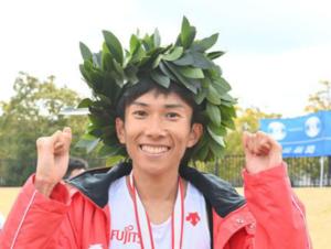 鈴木健吾マラソンシューズ