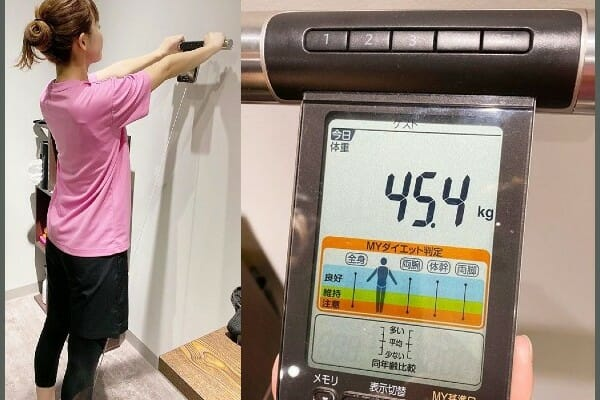 佐竹桃華は大食い体重wiki
