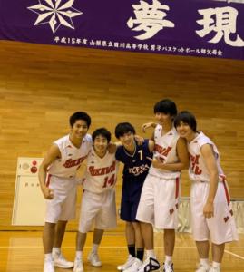 細田佳央太の大学と高校