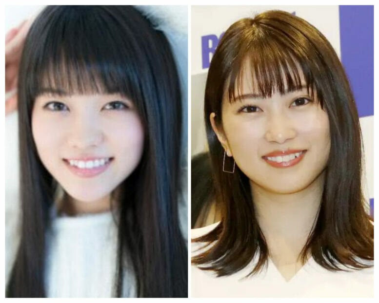 志田彩良と志田未来は姉妹似てる