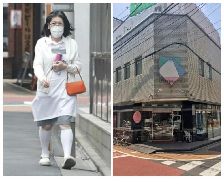 小室佳代の生い立ちと韓国人宗教