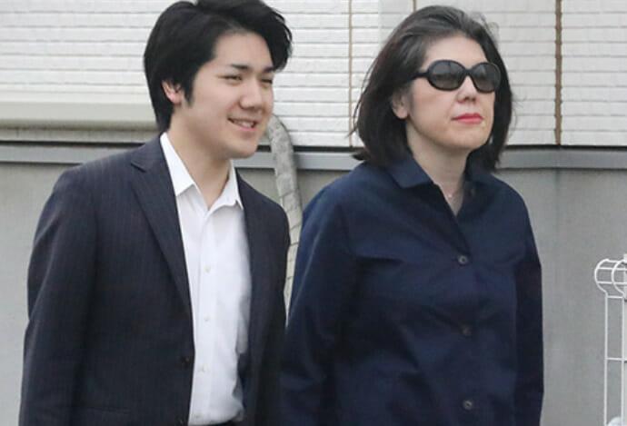 小室圭の母親の元婚約者は何者
