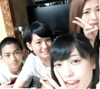 滝口ひかりの家族構成と父妹弟