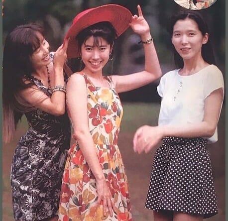 三石琴乃の若い頃の画像と似てる