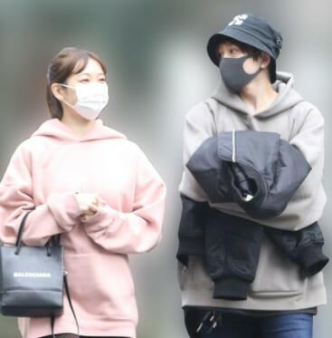 渡辺美優紀と花村想太の匂わせ