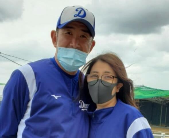 門倉健の嫁は韓国人で再婚