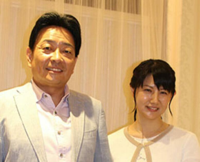 山本浩之の息子と嫁の顔画像