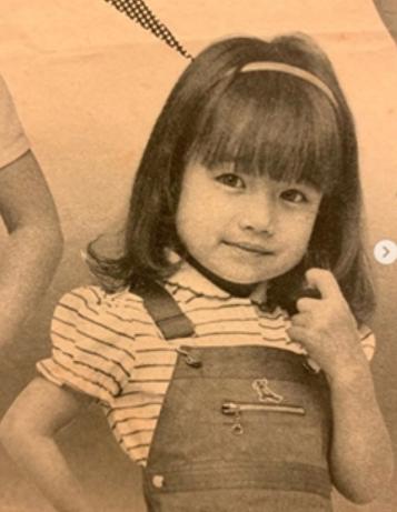 佐田真由美の子供娘の学校