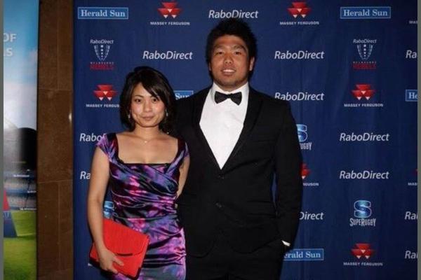 堀江翔太の妻嫁かわいい画像