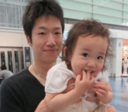 水谷隼結婚した嫁と子供