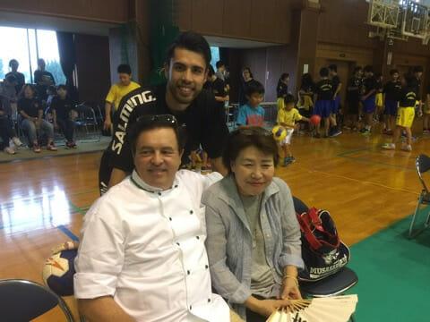 土井レミイ杏利ハーフ両親