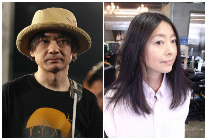 小山田圭吾の嫁妻と息子